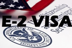 Оформление визы Е-2, I.S. Law Firm