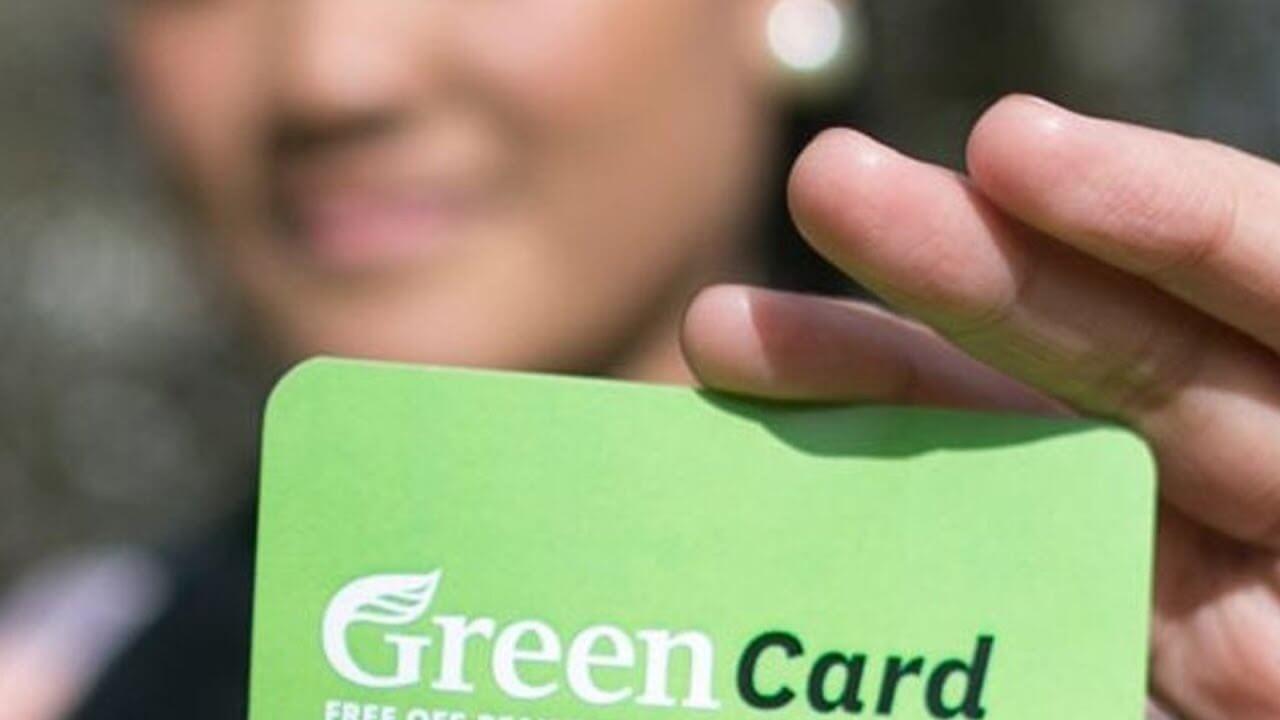 Получение Green Card, воссоединение семьи