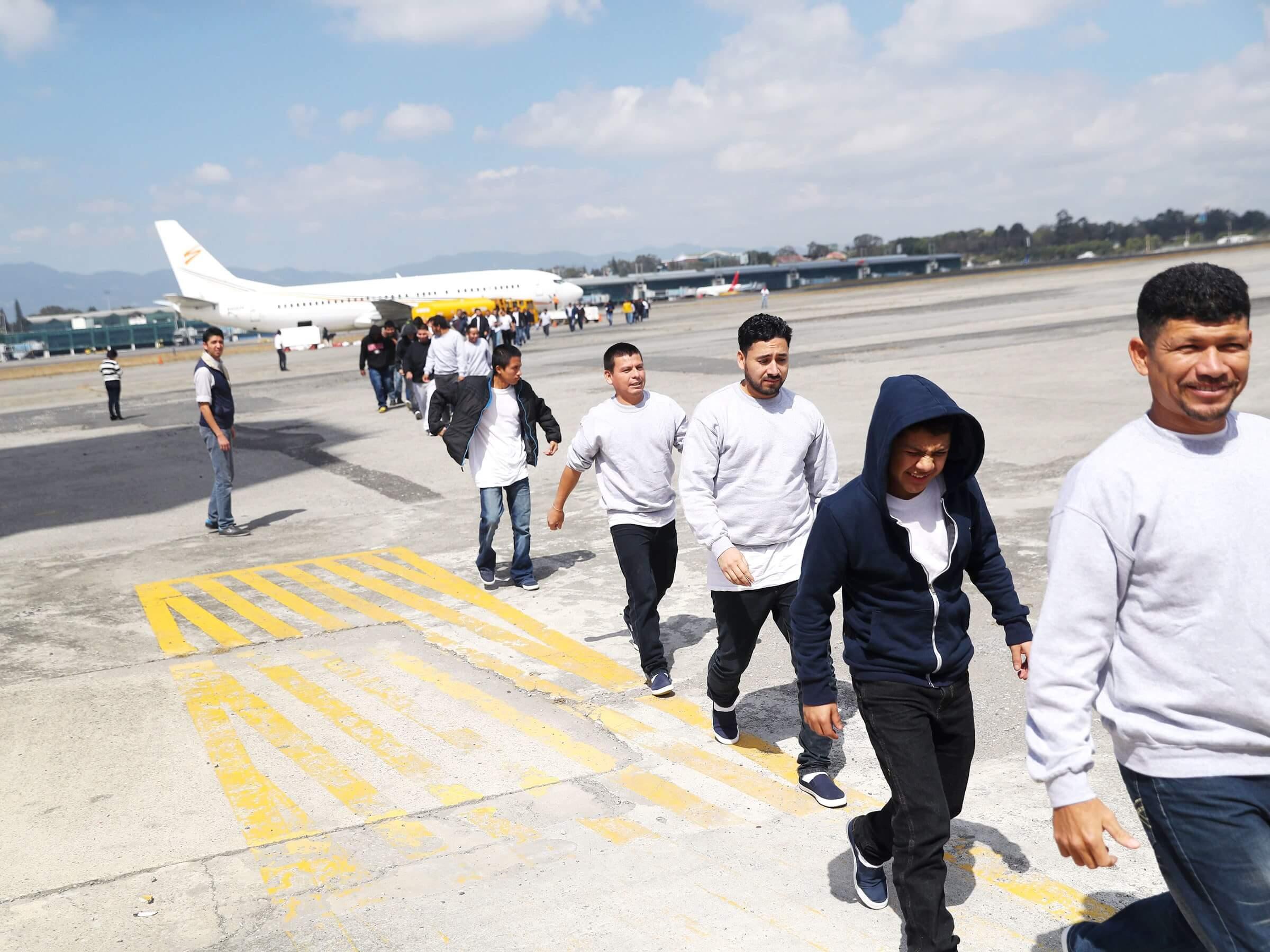 Защита от депортации при любых иммиграционных нарушениях