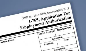 Ходатайство о выдаче разрешения на работу вне кампуса для студентов, Юридическая помощь в получении легального статуса для иммигрантов