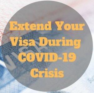 Продление туристического статуса в связи с COVID-19, Юридическая помощь в получении легального статуса для иммигрантов