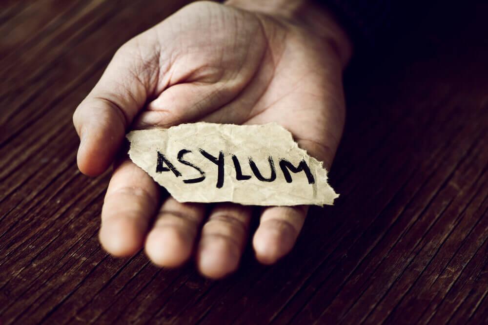 Подача на политическое убежище
