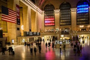 Вокзал Гранд Сентрал. Фото Катерины Пановой
