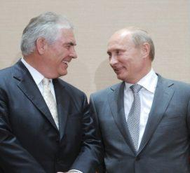 Новым госсекретарем США станет друг Путина