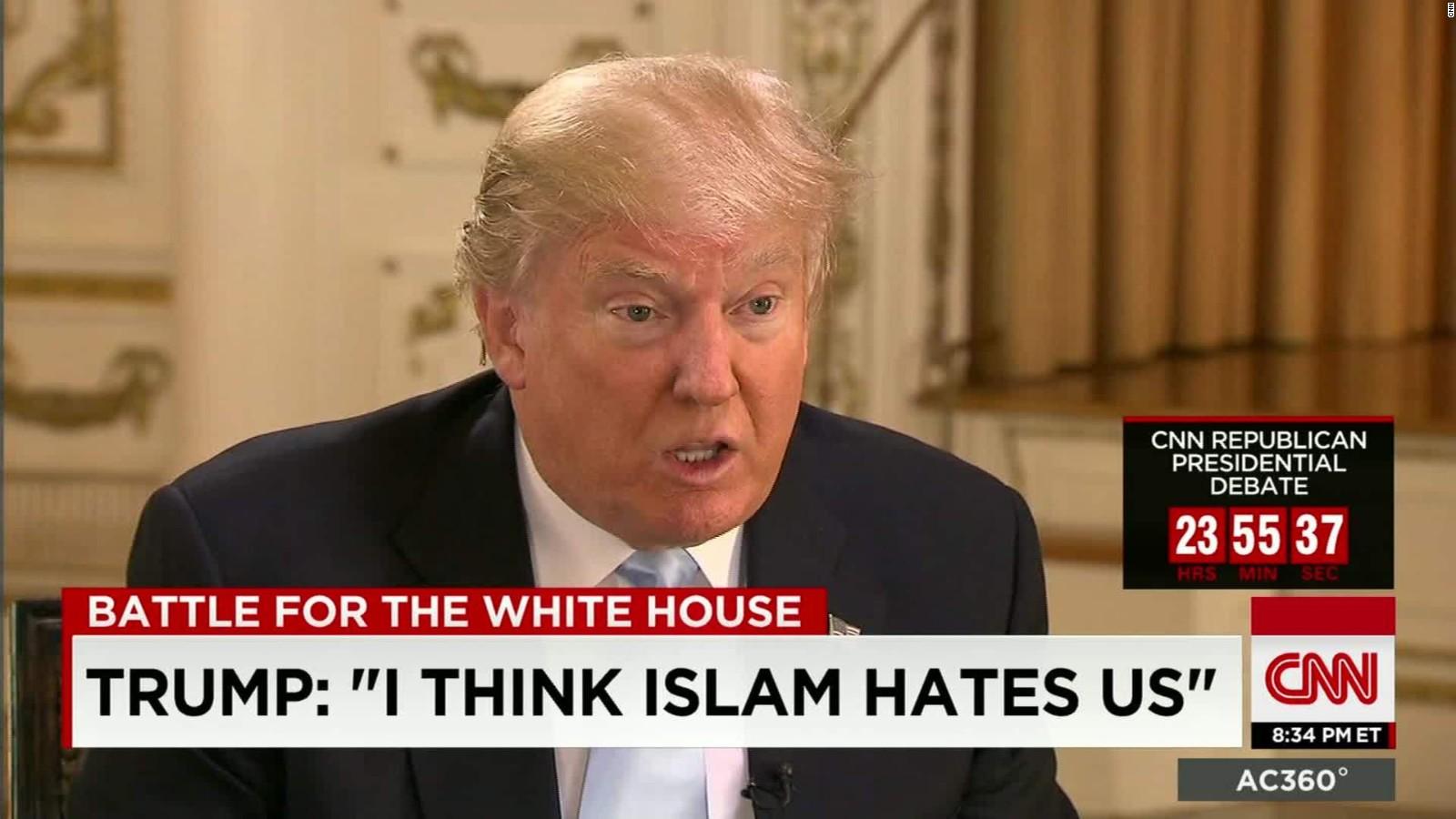 Новоизбранный президент США Дональд Трамп известен своими яркими высказываниями по поводу иммигрантов и конкретно мусульман. Фото: http://i2.cdn.cnn.com/