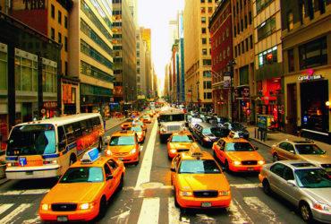Кроме метро: такси, car service, Uber и Lyft в Нью-Йорке