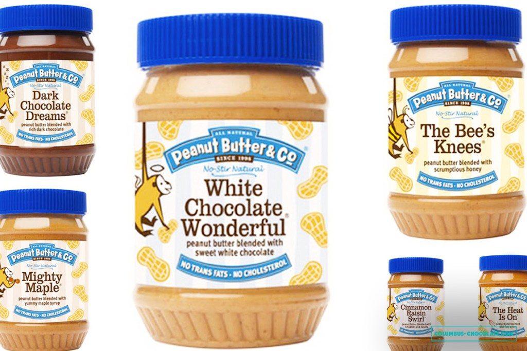Арахисовое масло стали символом США благодаря постоянному упоминанию в фильмах и сериалах. Фото columbus-chocolate.com