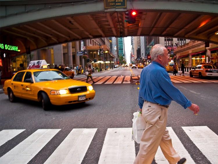 Такси в Нью-Йорке работает немного иначе, чем мы привыкли. Фото columbus-chocolate.com