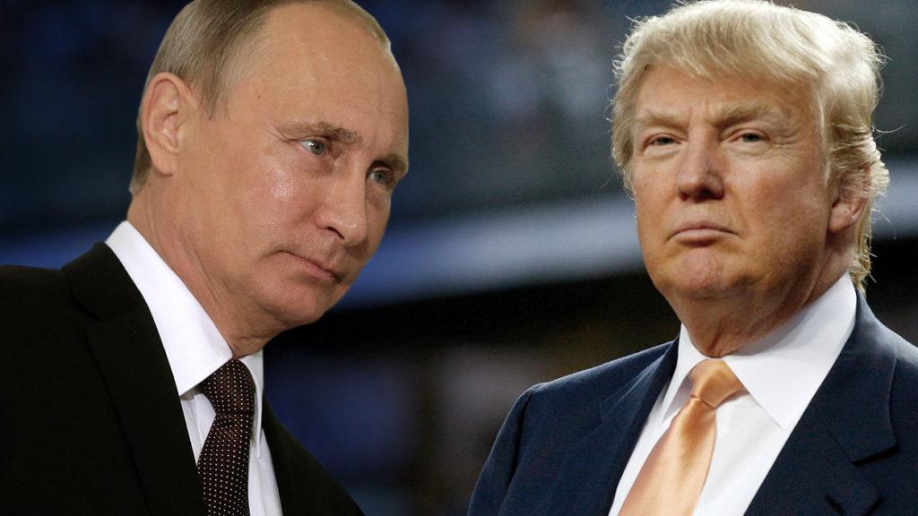 28 января президент Трамп проведет переговоры с лидерами пяти государств, включая президента РФ Владимира Путина. Фото politeka.net