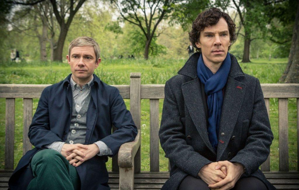 """Сериал """"Шерлок"""" выходит на канале BBC с периодичностью раз в два года.  Фото http://serial-tv.org/"""