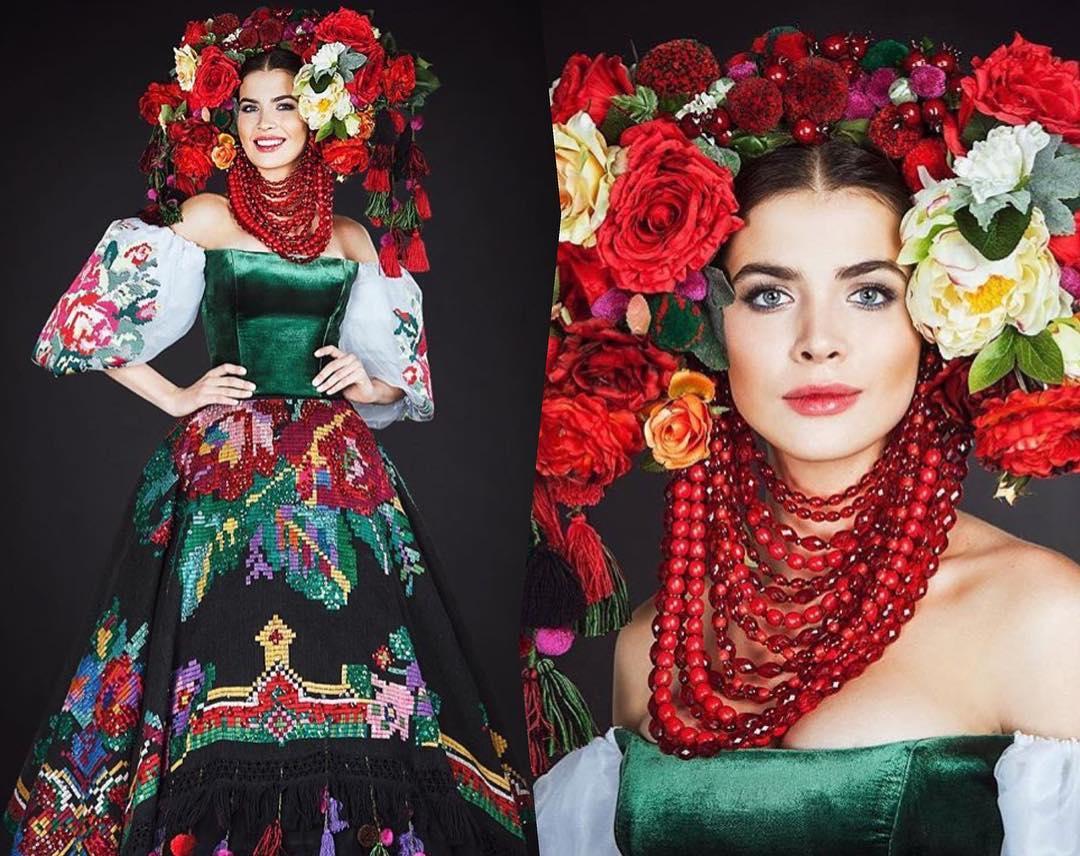 Мисс Украина Алена Сподынюк. Фото: rian.com.ua