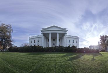 Виртуальный тур по Белому дому в компании с Бараком Обамой (ВИДЕО)