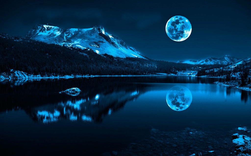 Понедельник - день Луны. Фото https://www.meteoprog.ua