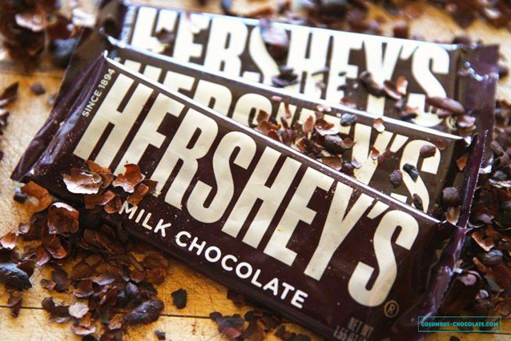 Американцы не любят свой шоколад, предпочитая ему швейцарский. Фото columbus-chocolate.com