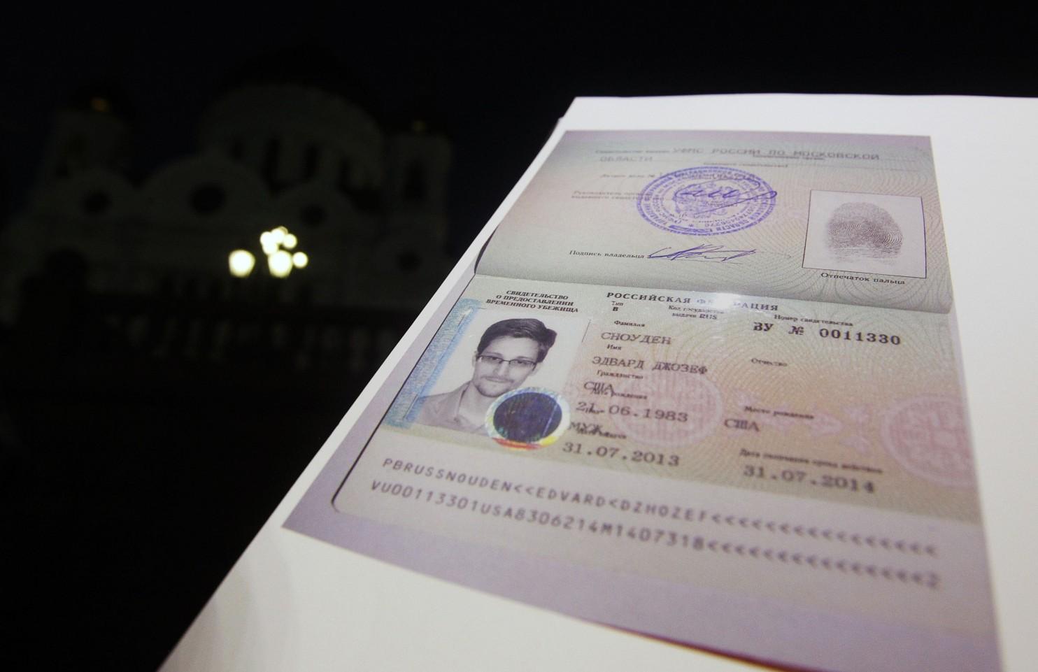 Сонуден останется в России до 2020 года. Фото: washingtonpost.com
