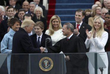 Инаугурации президентов США — 228 лет в картинках