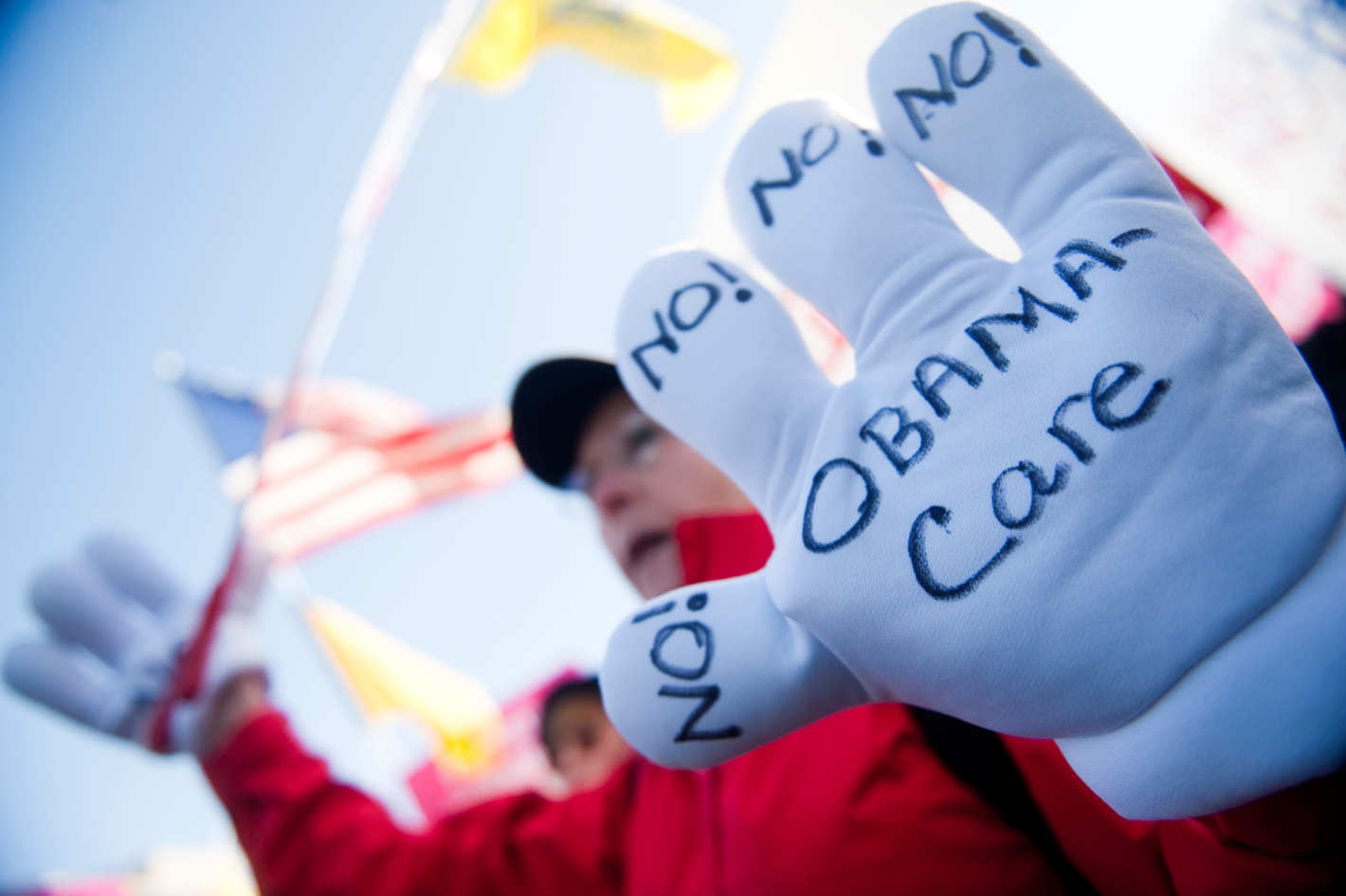 Трамп подписал первый исполнительный указ по отмене Obamacare. Фото: nymag.com