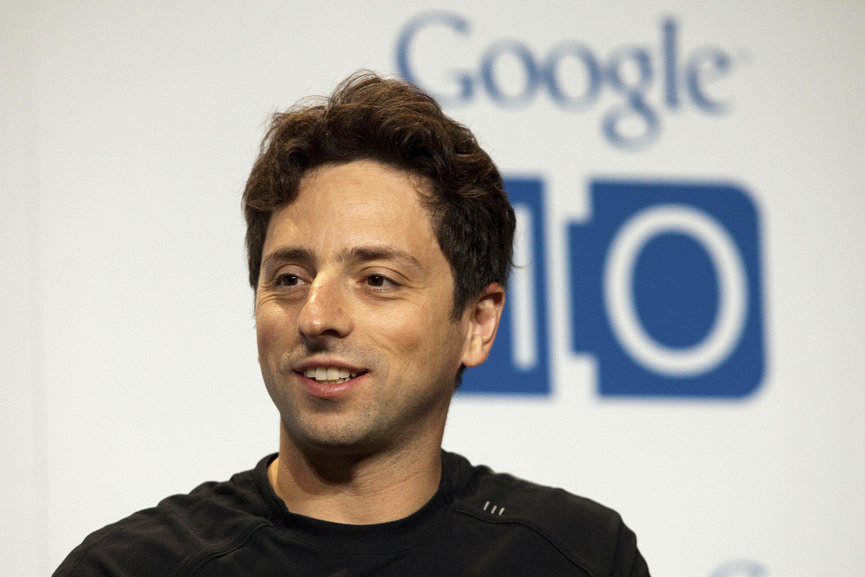 Основатель Google Сергей Брин. Фото: sites.google.com