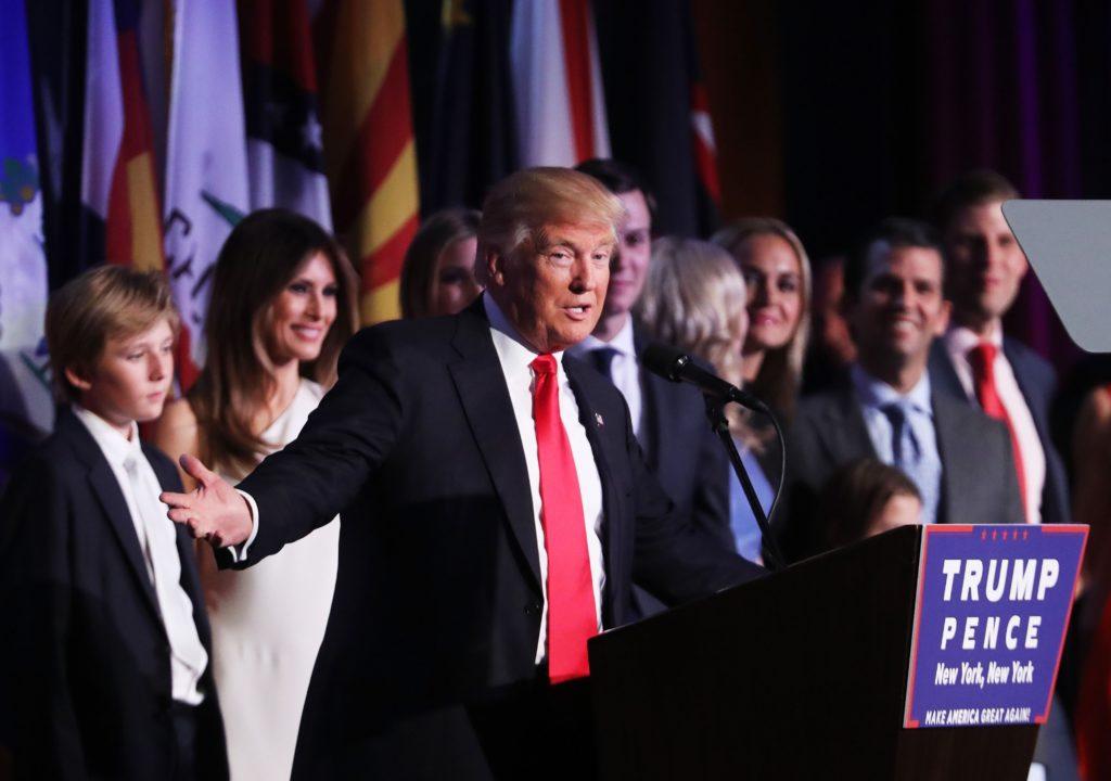 Трамп умеет концентрировать энергию других людей на себе. Фото http://www.segodnya.ua/
