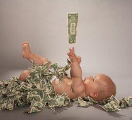 Сколько стоит вырастить ребенка в США