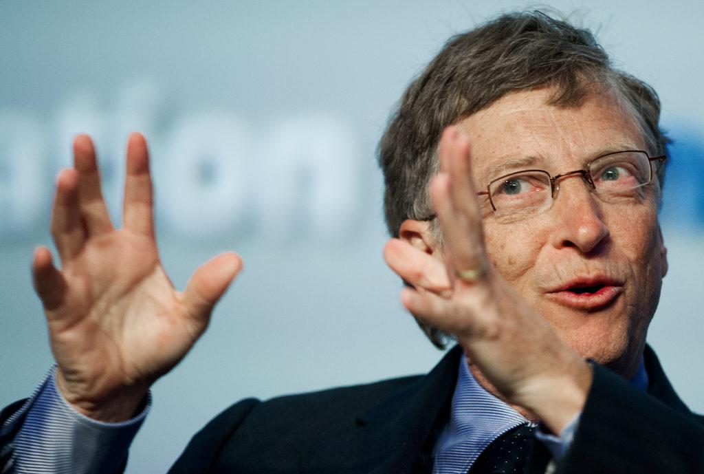 Билл Гейтс считает себя мудрее, чем был раньше и проводит время с семьей. Фото joinfo.ua