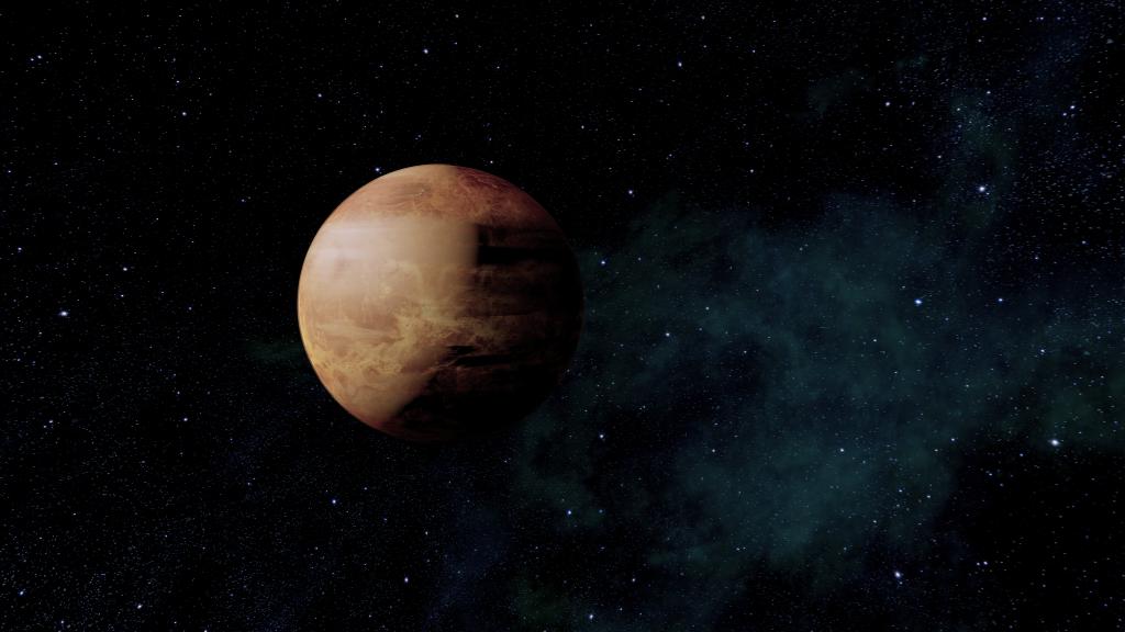 Великолепная Венера стала планетой пятницы, днем гулянок и веселья. Фото http://v-kurse.ru/