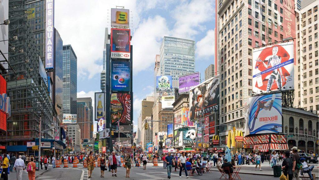 В Нью-Йорке туристы совершают много ошибок. Фото http://web-tourism.ru/