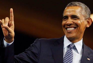 44 президент США Барак Обама Фото: 112.ua