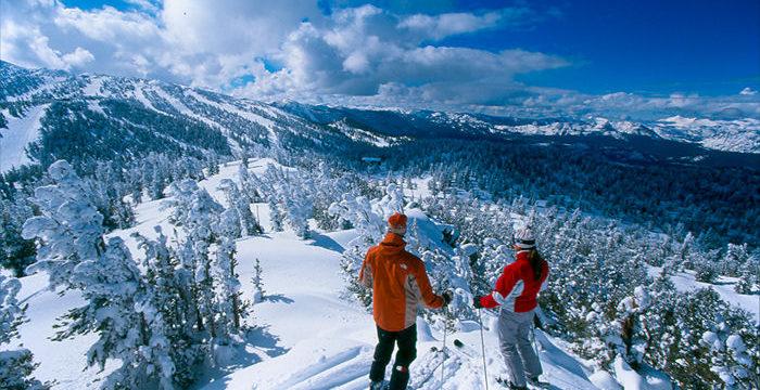 Лыжный курорт - отличный вариант для зимнего отпуска Фото: sunwise.co.uk