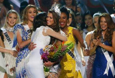 Фото: титул «Мисс Вселенная» завоевала европейка