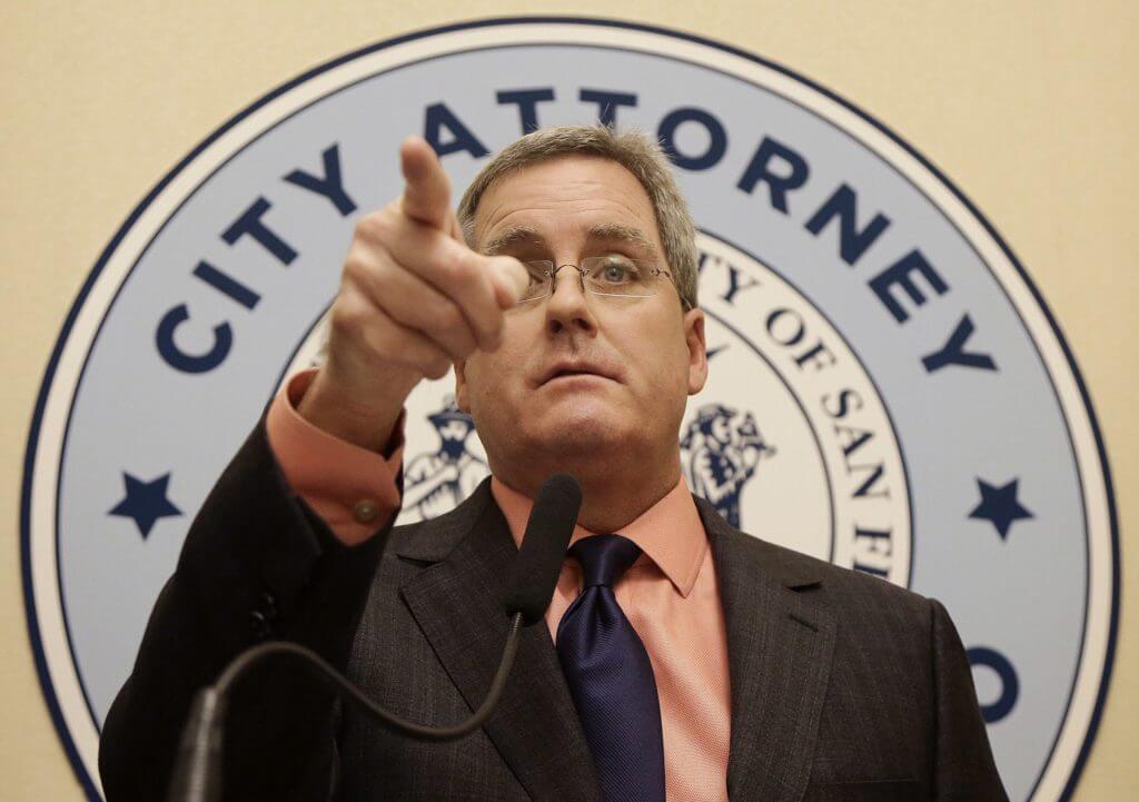 Прокурор Сан-Франциско Дэниэл Херрера. Фото: yahoo.com