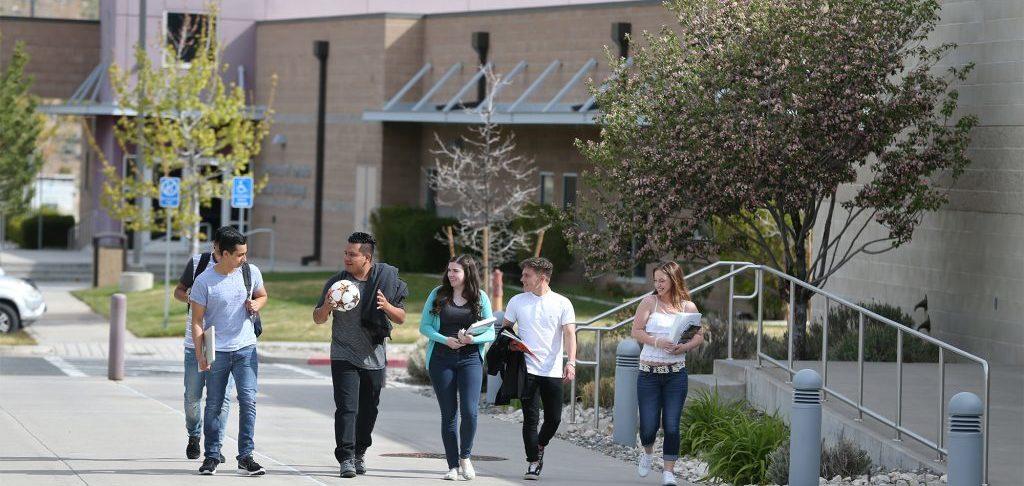 Колледж в Неваде. Фото wnc.edu