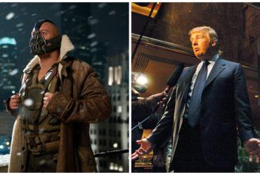 """Речь Трампа на инаугурации включает в себя фразу злодея из """"Бэтмена"""" (ВИДЕО)"""