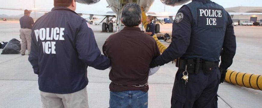 Депортирует из США не Трамп, а Департамент надиональной безопасности. Фото: themonastery.org
