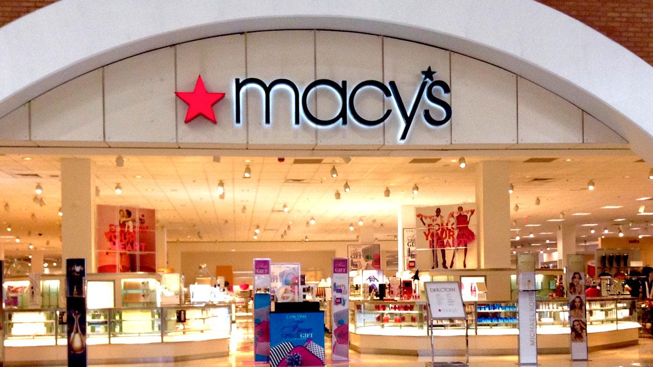 Количество покупателей в Macy's уменьшается Фото: 10tv.com