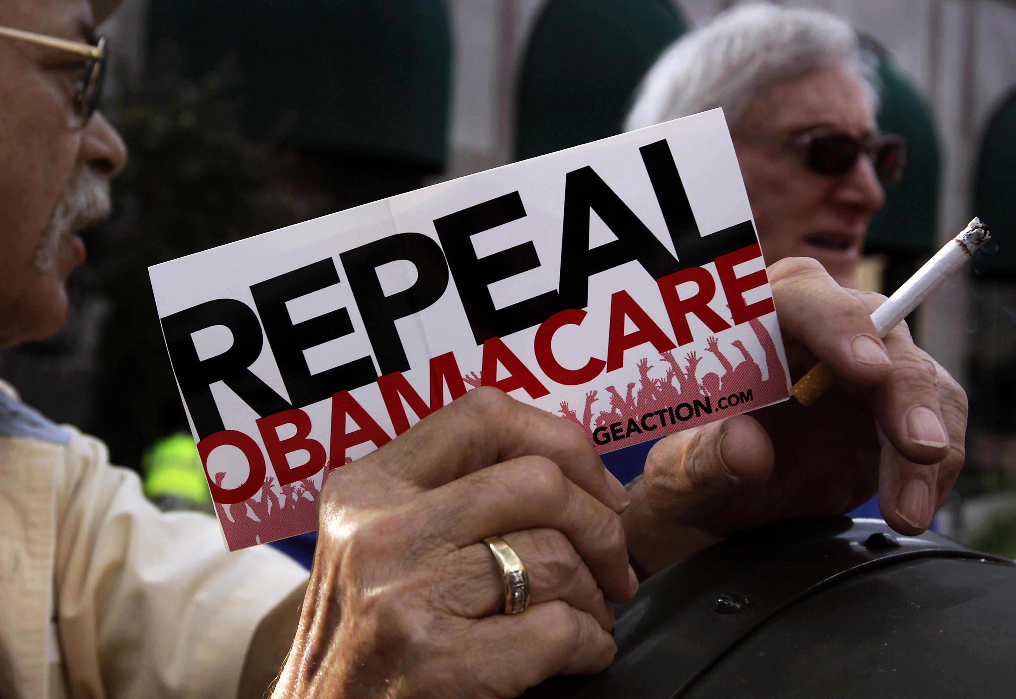 Республиканцы пытаются как можно быстрее отменить Obamacare Фото: thefiscaltimes.com