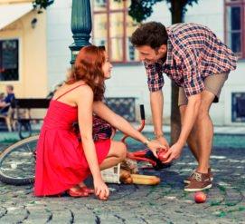 Почему не стоит знакомиться на улице