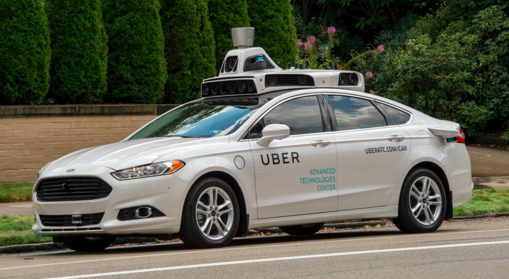 Страховка от UBER имеет свои проволочки. Фото newsroom.uber.com