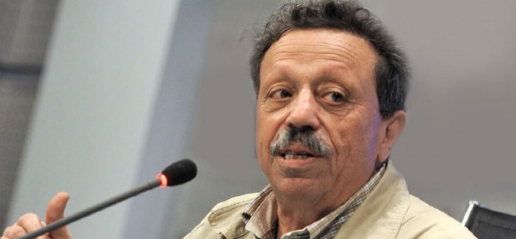Исраэль Шамир - близкий друг Ассанжа Фото: reseauinternational.ne