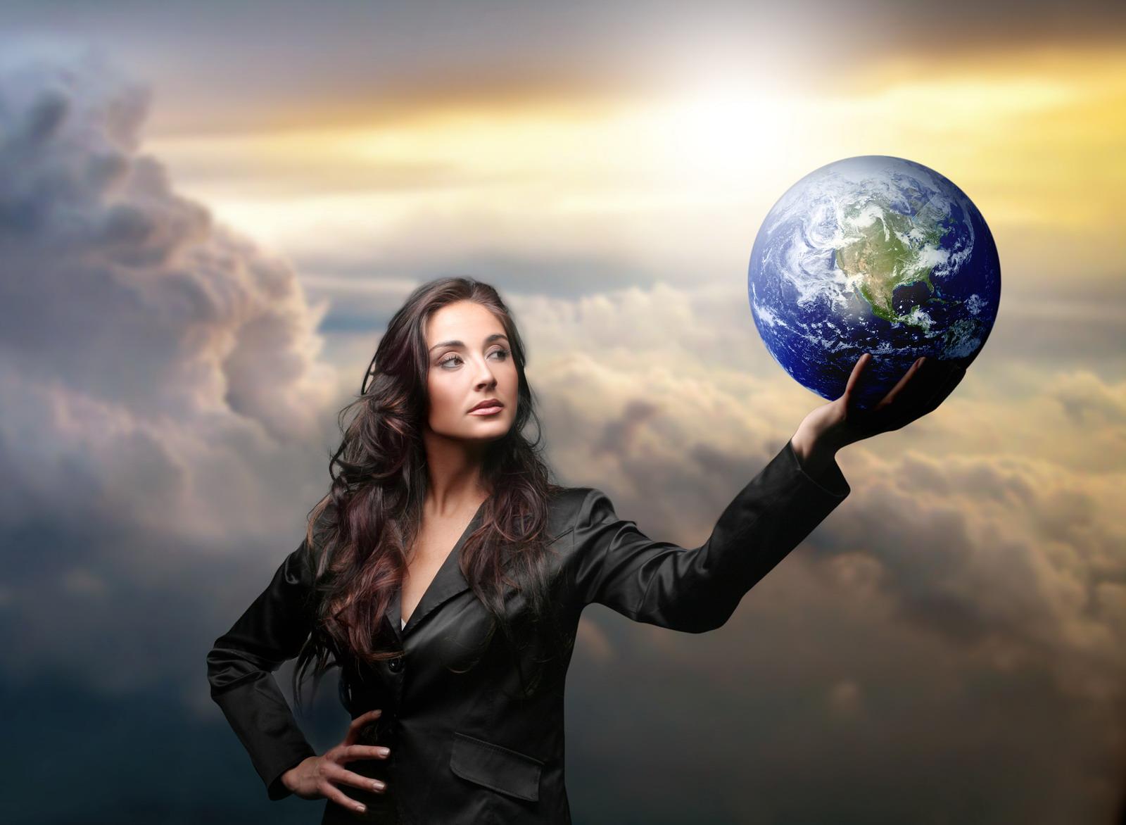 Женщина в современном мире находится всегда в состоянии войны. Фото http://i.psyexist.ru/