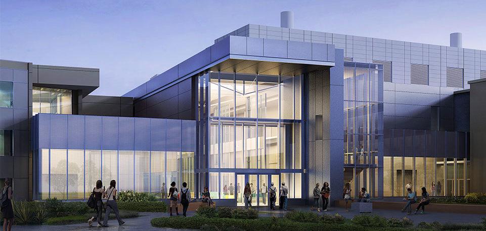 Колледж на Аляске. Фото cloudfront.net/
