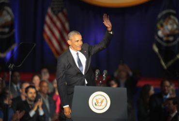 О чем сказал Обама в прощальной речи