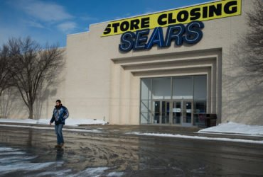 Sears закрывает 150 магазинов Фото: mlive.com