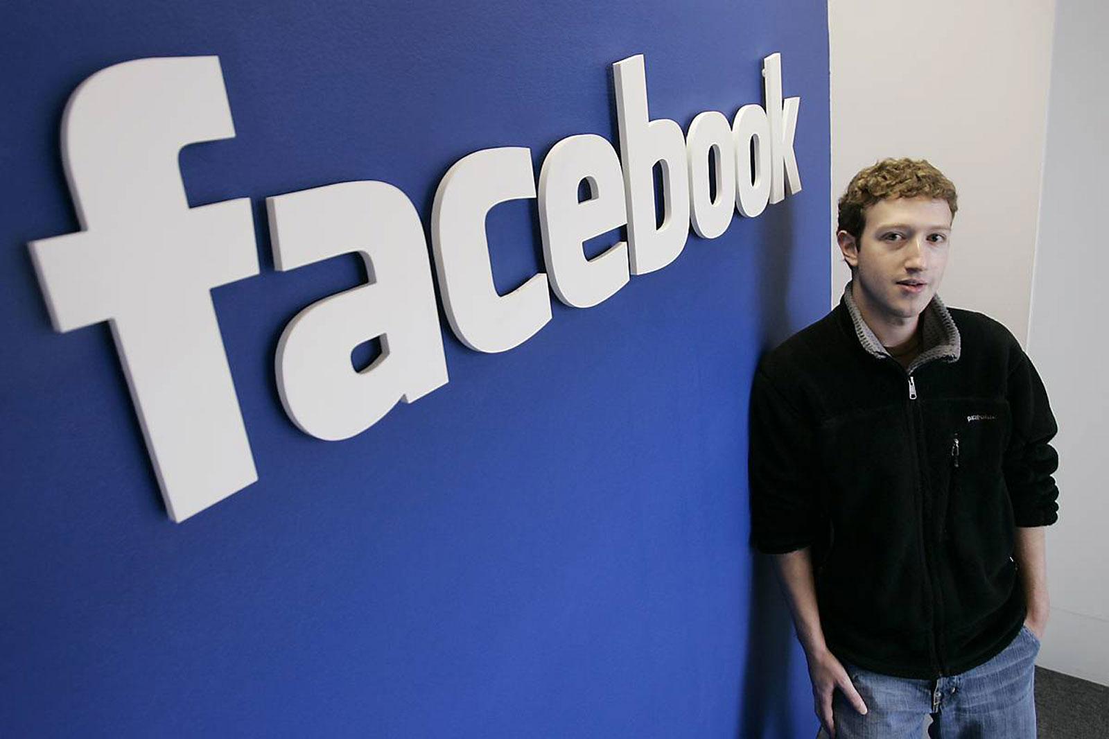 Раньше Цукерберг меньше заботился о своем имидже. Фото: mobe.com