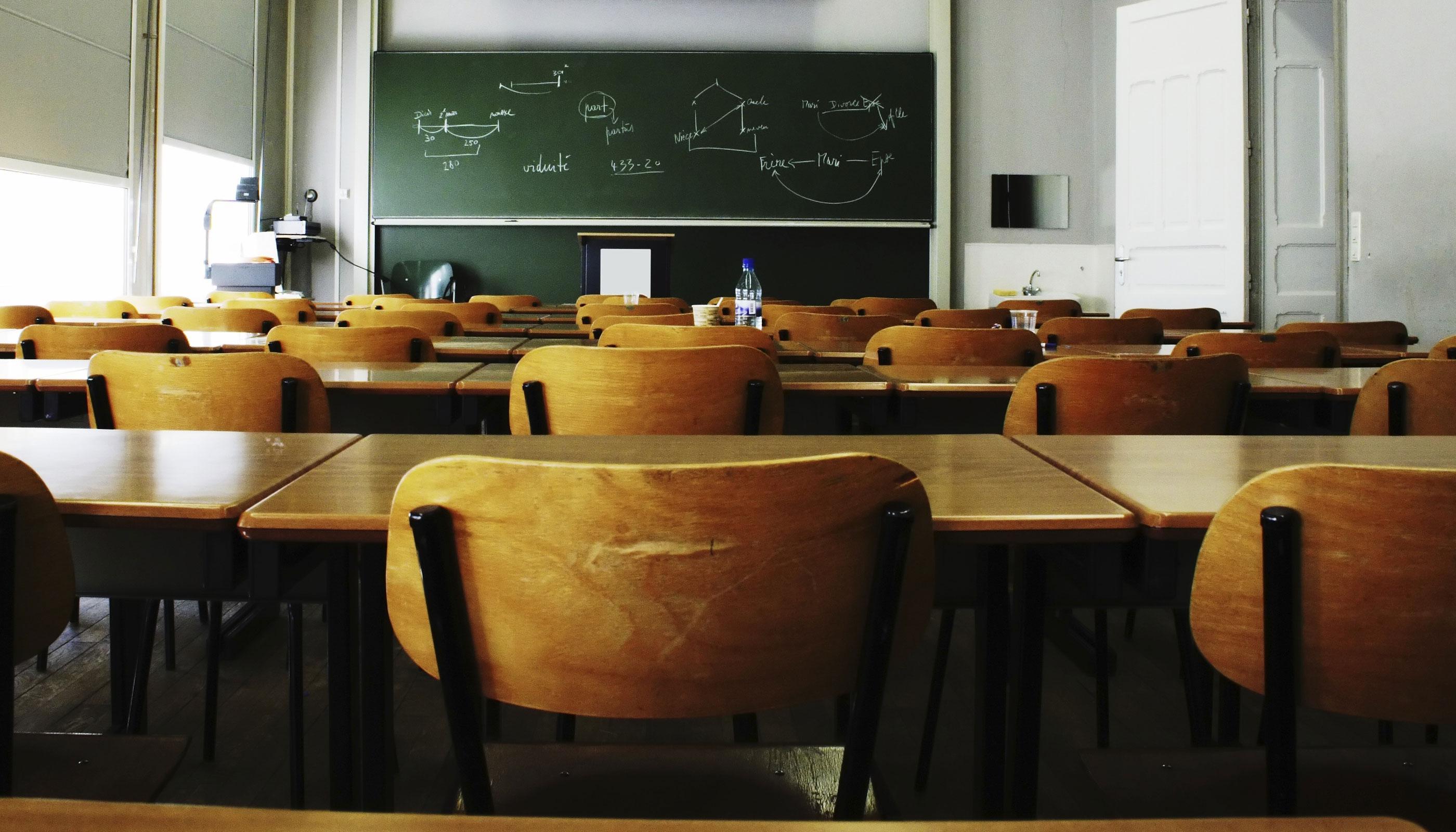 Учитель начал писать твиты, когда его ученики не пришли на урок. Фото: mentalhealth.va.gov