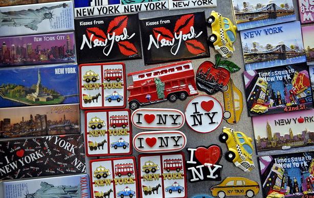 К выбору сувениров из США нужно подойти с умом. Фото columbus-chocolate.com