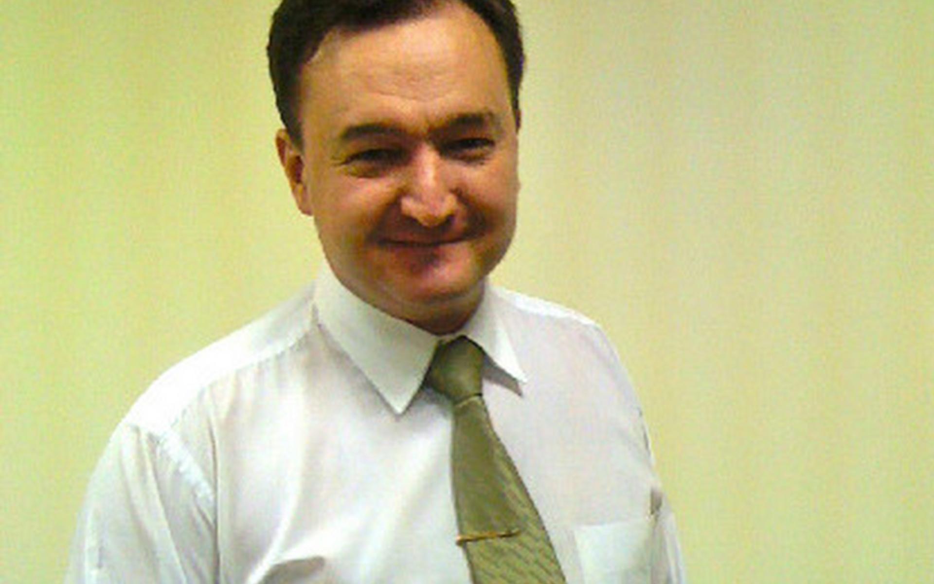 Убитый в тюрьме Сергей Магнитский. Фото: novayagazeta.ru