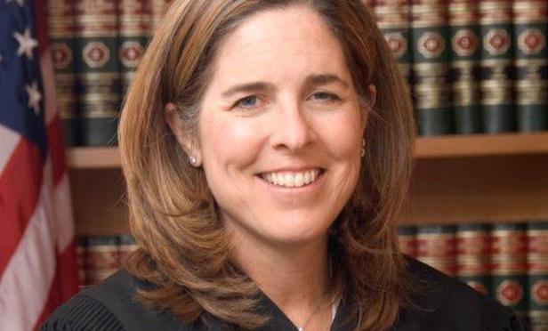 Судья Энн Доннелли. Фото newyorklawjournal.com