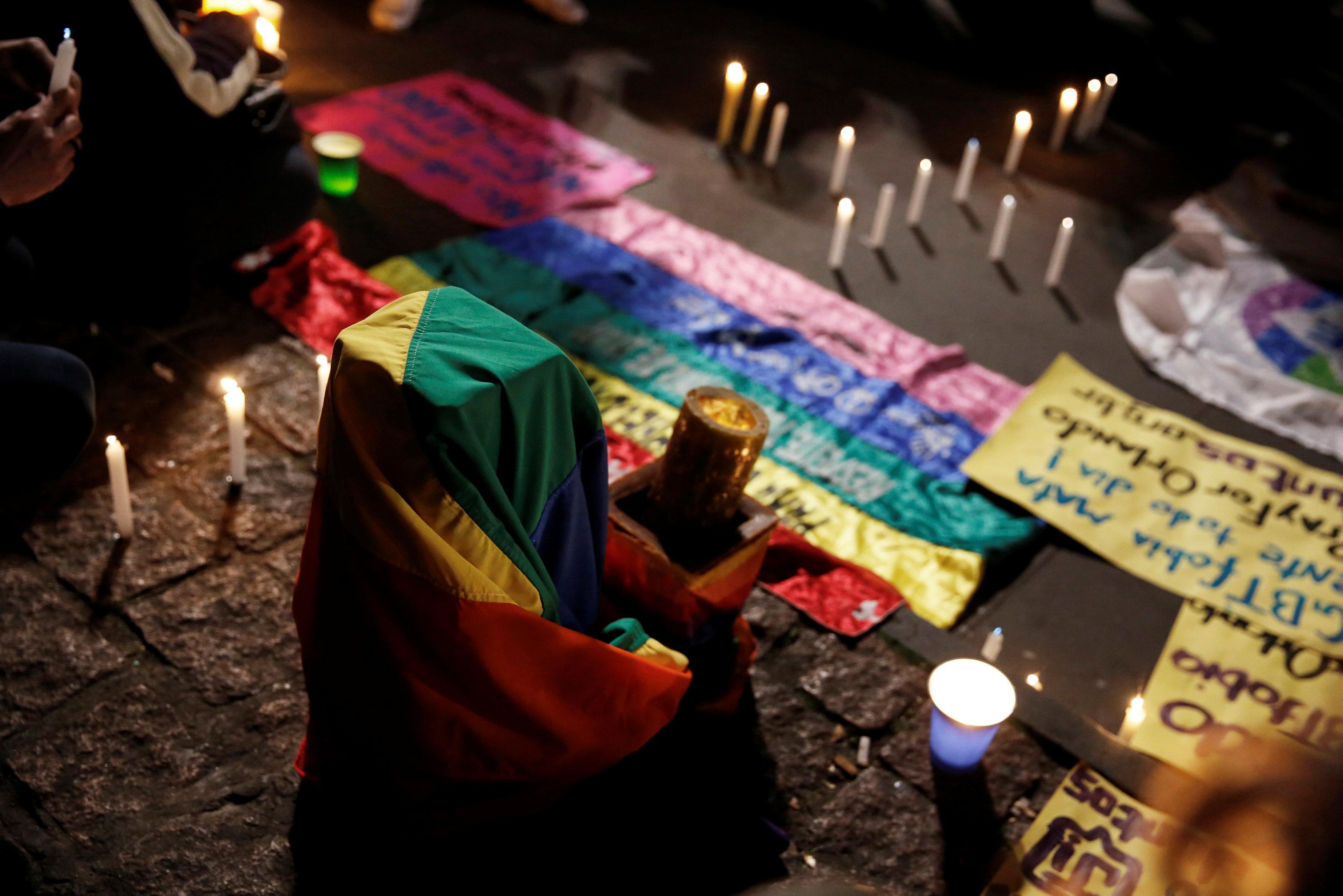В терракте в Орландо погибли 49 человек. Фото: espreso.tv
