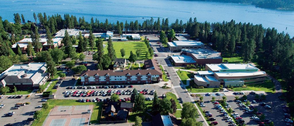 Колледж в Айдахо. Фото nic.edu